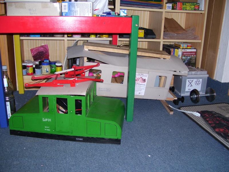 Mein neuer Liebling - nun wird's ein Sitzwagen für die Grüne - Seite 6 100_8210