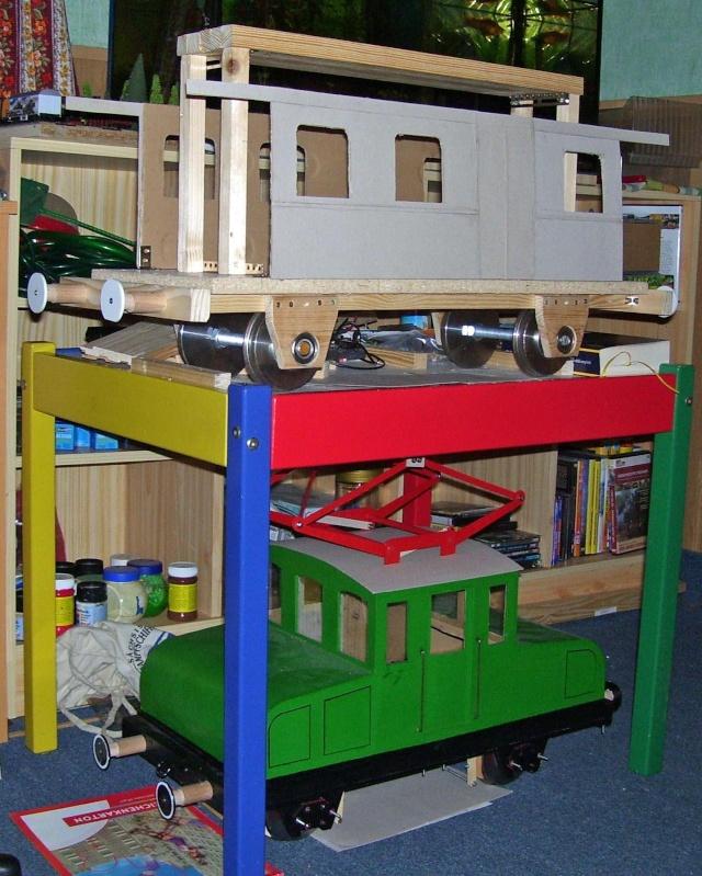 Mein neuer Liebling - nun wird's ein Sitzwagen für die Grüne - Seite 4 139-6410
