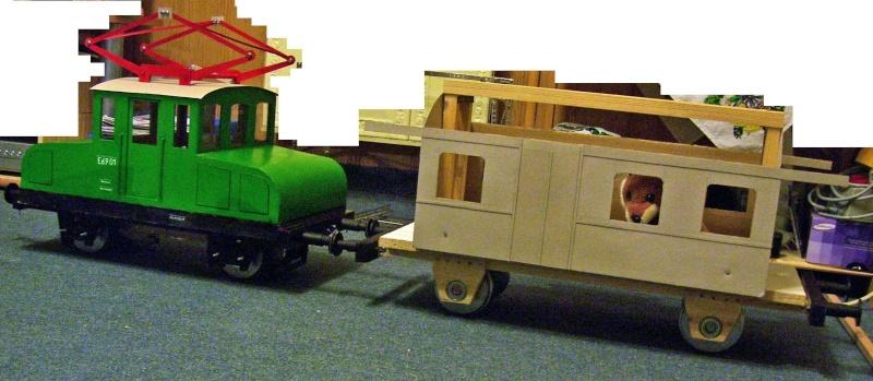 Mein neuer Liebling - nun wird's ein Sitzwagen für die Grüne - Seite 5 139-6510