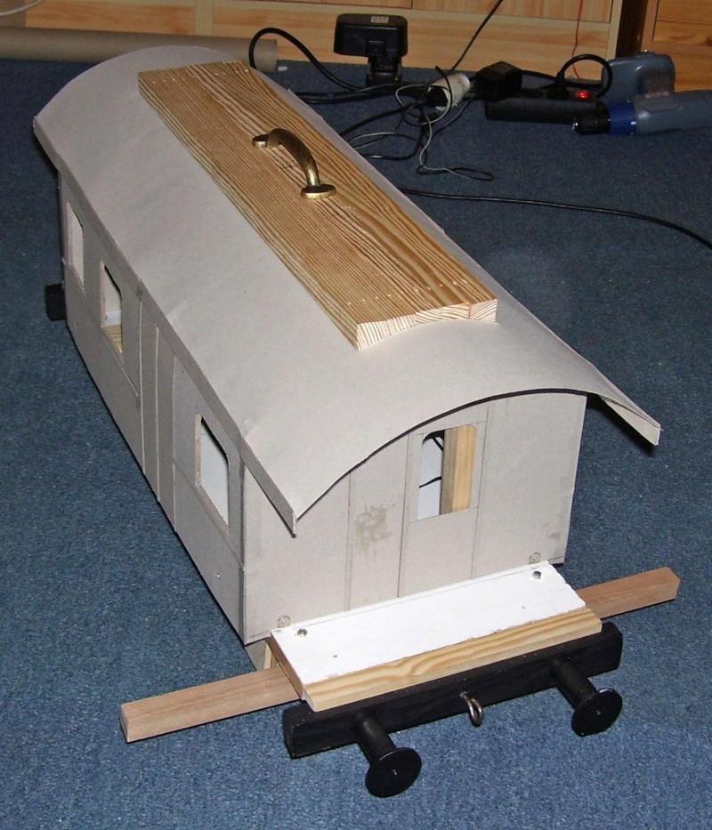 Mein neuer Liebling - nun wird's ein Sitzwagen für die Grüne - Seite 5 139-7710