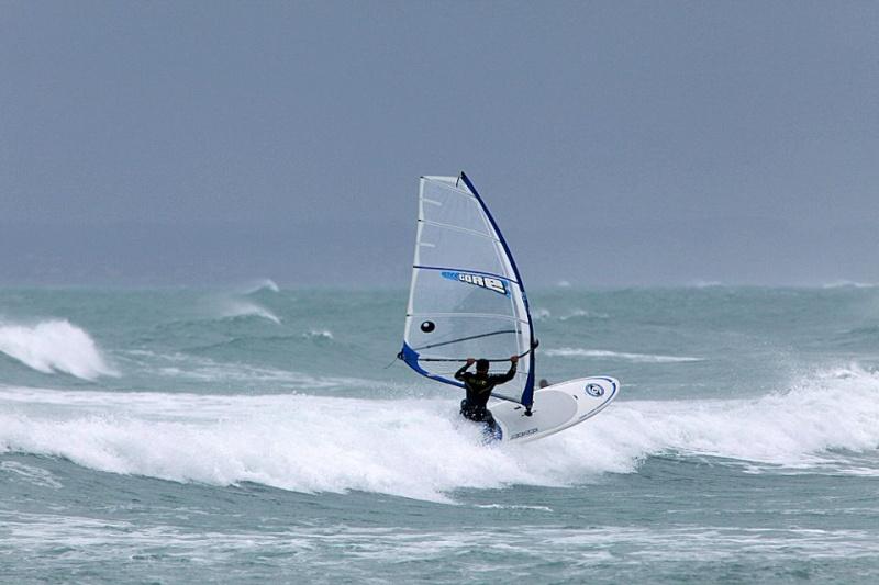 Windsurf en vent medium avec un SUP c'est envisageable ? 56002110