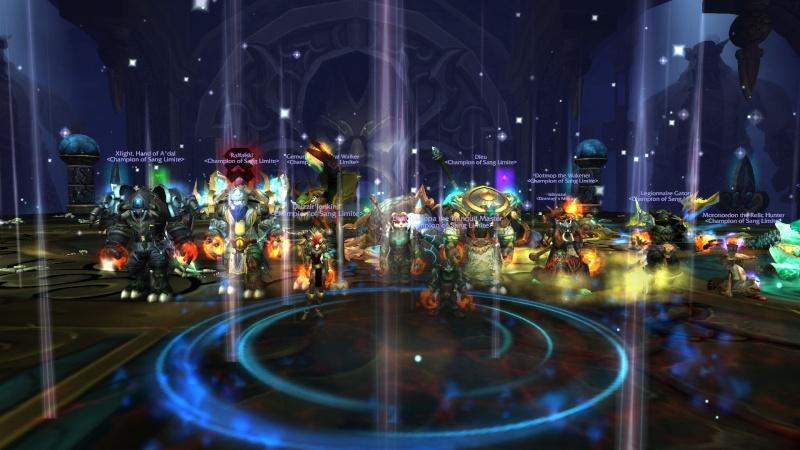 Lei Shen 10 man down Throne of Thunder Normal Clear Wowscr15