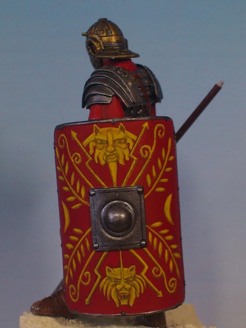 Légionnaire romain 75 mm PEGASO Encour15