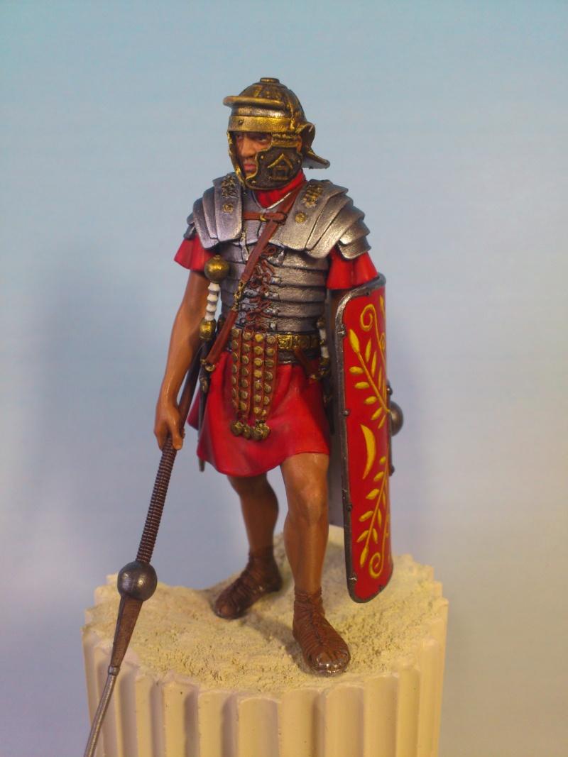 Légionnaire romain 75 mm PEGASO Encour18