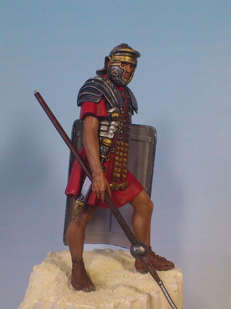 Légionnaire romain 75 mm PEGASO Encour19