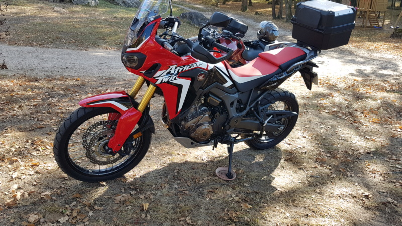 Africa twin DCT  20181011