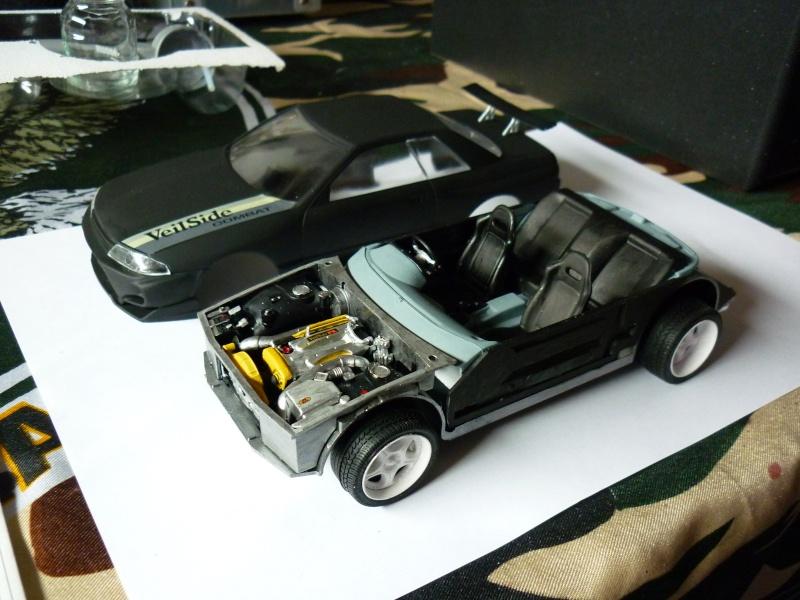Nissan Skyline GT-R R32 R-1 Combat [VeilSide] - Page 2 P1260611