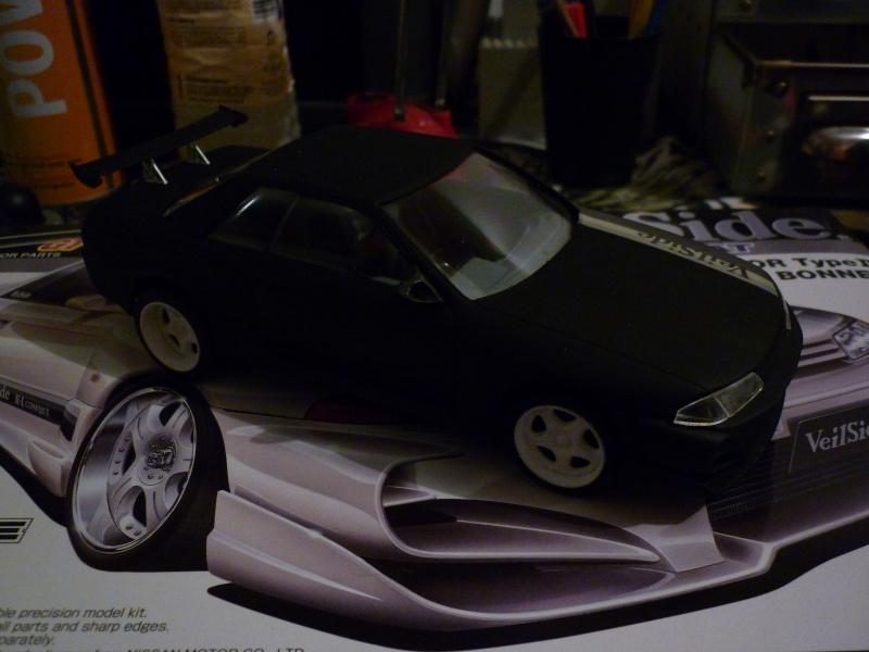 Nissan Skyline GT-R R32 R-1 Combat [VeilSide] - Page 2 P1260613