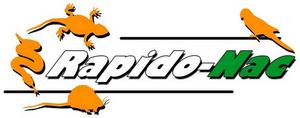 Alimentation et matériel pour NAC / partenariat Rapido-nac.com Logo11
