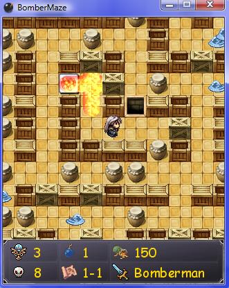 BomberMaze Alpha 4.1.3 210