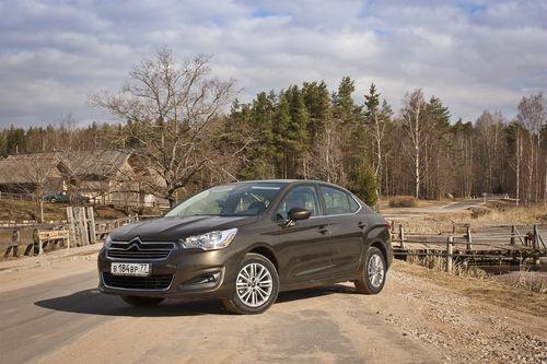 [SUJET OFFICIEL][CHINE/RUSSIE] Citroën C4L/C4 Sedan [B73] - Page 5 C4_l10