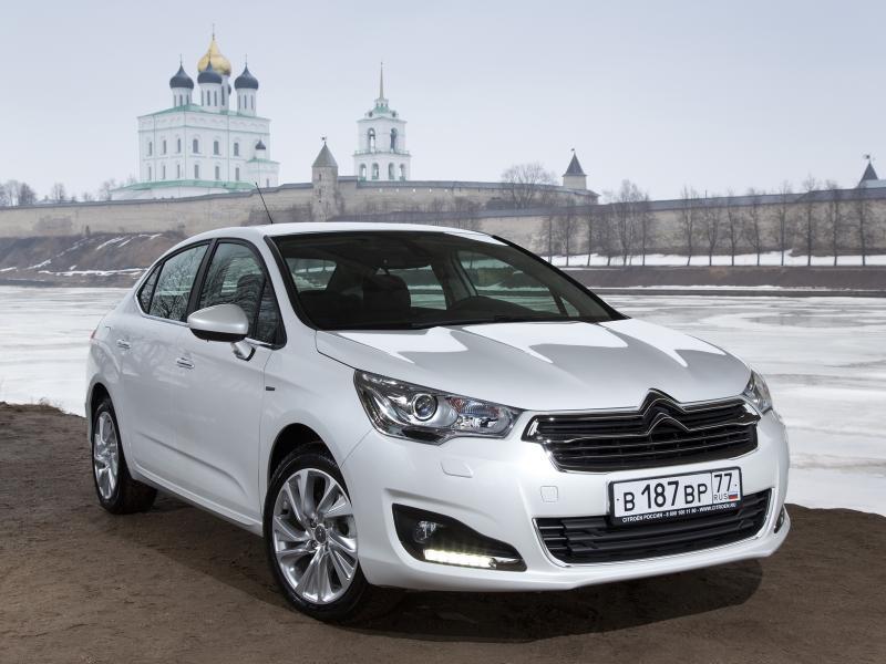 [SUJET OFFICIEL][CHINE/RUSSIE] Citroën C4L/C4 Sedan [B73] - Page 5 C4_l_r12