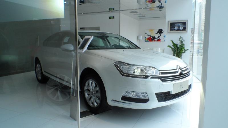 [SUJET OFFICIEL][CHINE] Citroën C5 II Restylée (phase IV) - Page 2 C5_chi10
