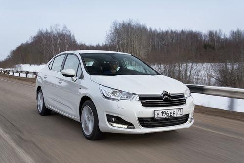 [SUJET OFFICIEL][CHINE/RUSSIE] Citroën C4L/C4 Sedan [B73] - Page 5 Citroe15