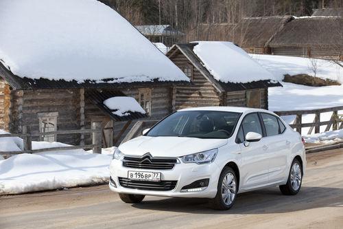 [SUJET OFFICIEL][CHINE/RUSSIE] Citroën C4L/C4 Sedan [B73] - Page 5 Citroe17