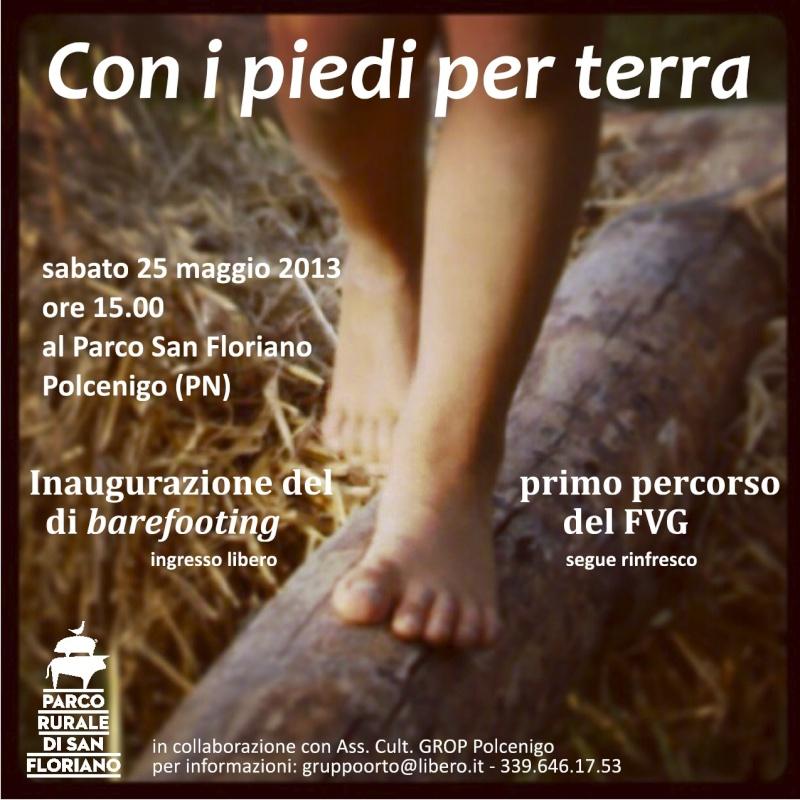 Nati Scalzi a Pordenone l'8 e il 9 Giugno 2013 Locand11