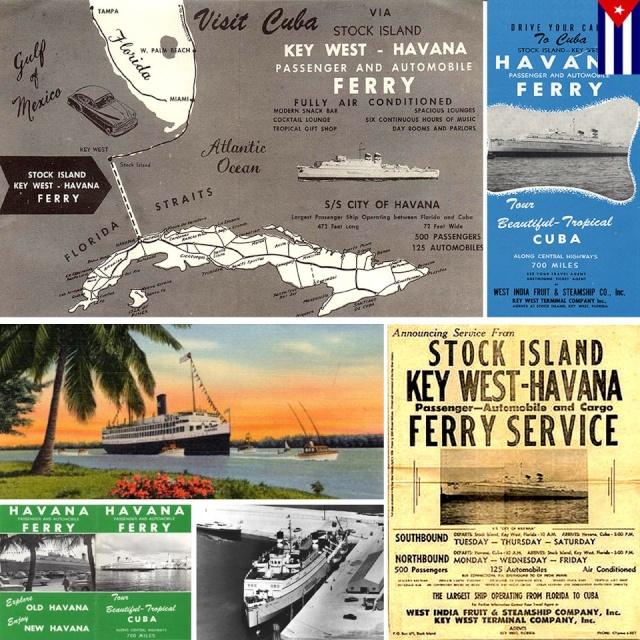 EL FERRY KEY WEST -  HAVANA 3585_610
