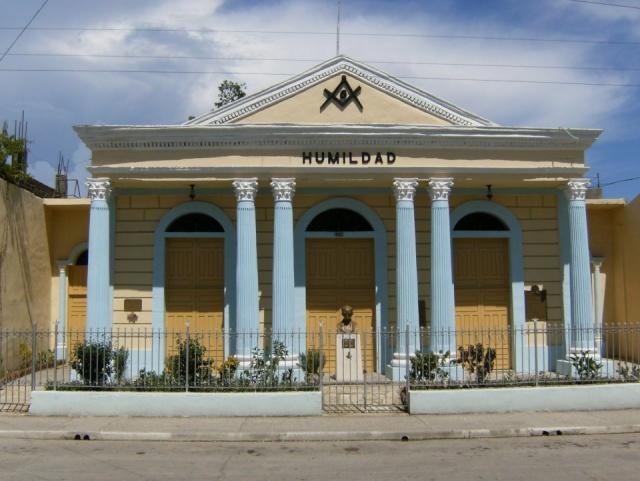 LAS LOGIAS EN CUBA Humild11