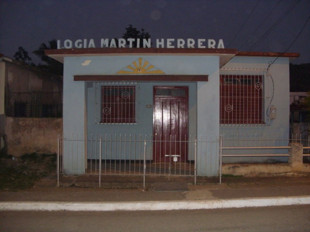 LAS LOGIAS EN CUBA Martin10