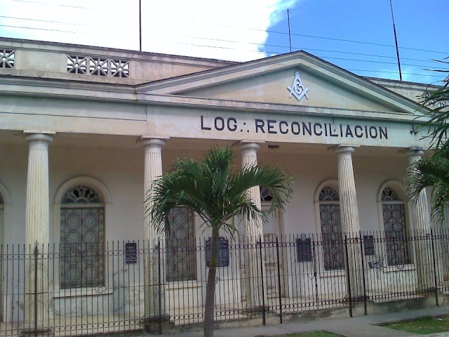LAS LOGIAS EN CUBA Reconc11
