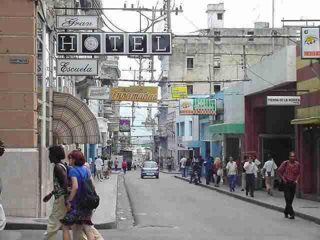 Calles de Santiago de Cuba Sant310
