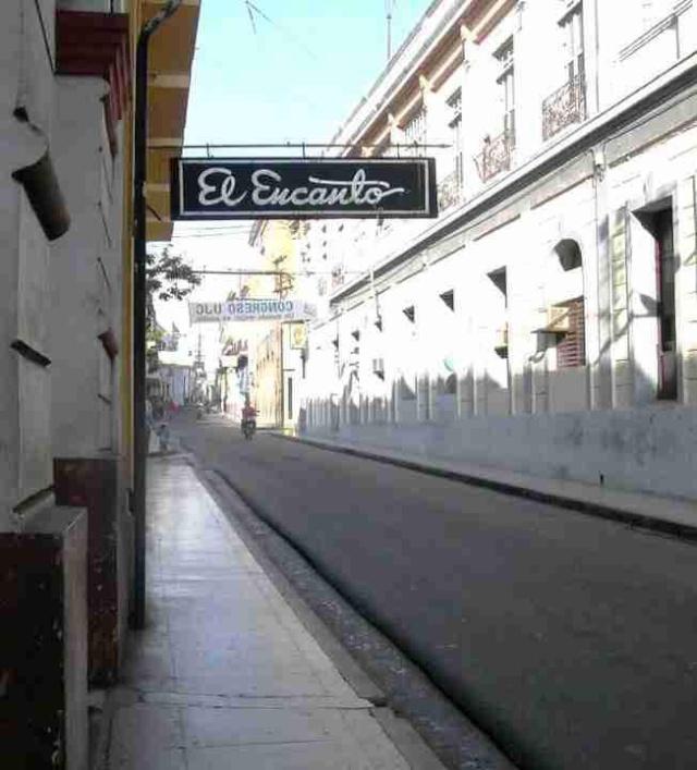 Calles de Santiago de Cuba Sant610