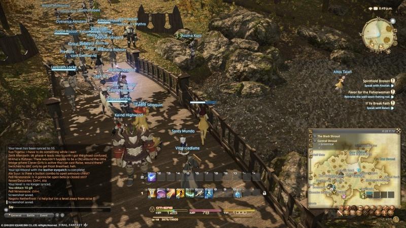 A Realm Reborn: FF XIV - Beta Phase 3 Screencaps Ffxiv_19