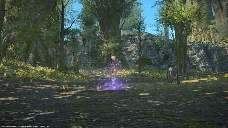 A Realm Reborn: FF XIV - Beta Phase 3 Screencaps Ffxiv_22