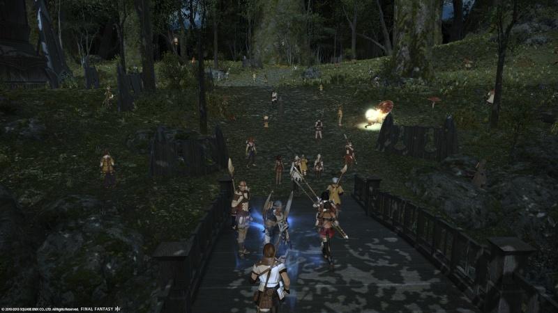 A Realm Reborn: FF XIV - Beta Phase 3 Screencaps Ffxiv_27