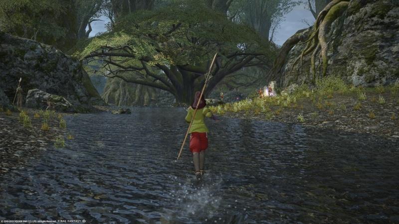 A Realm Reborn: FF XIV - Beta Phase 3 Screencaps Ffxiv_28