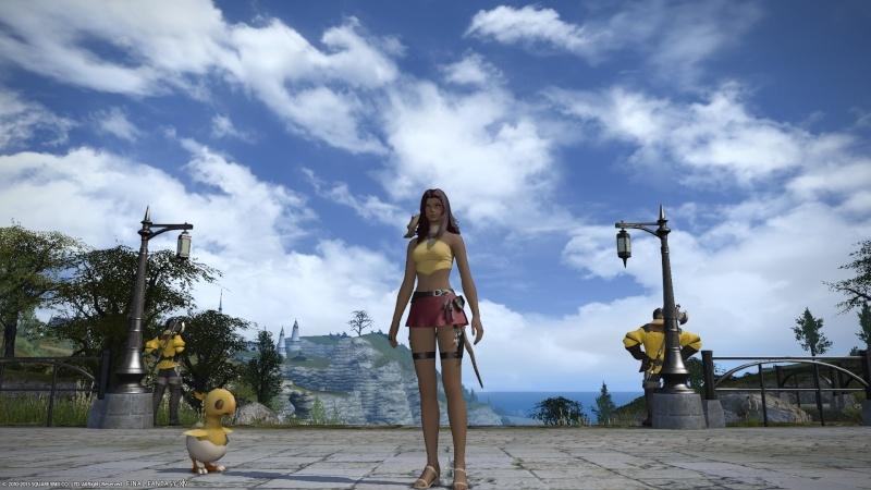 A Realm Reborn: FF XIV - Beta Phase 3 Screencaps Ffxiv_37