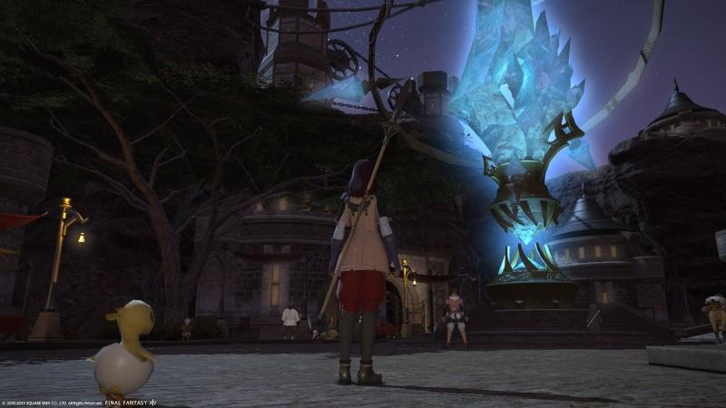 A Realm Reborn: FF XIV - Beta Phase 3 Screencaps Ffxiv_42
