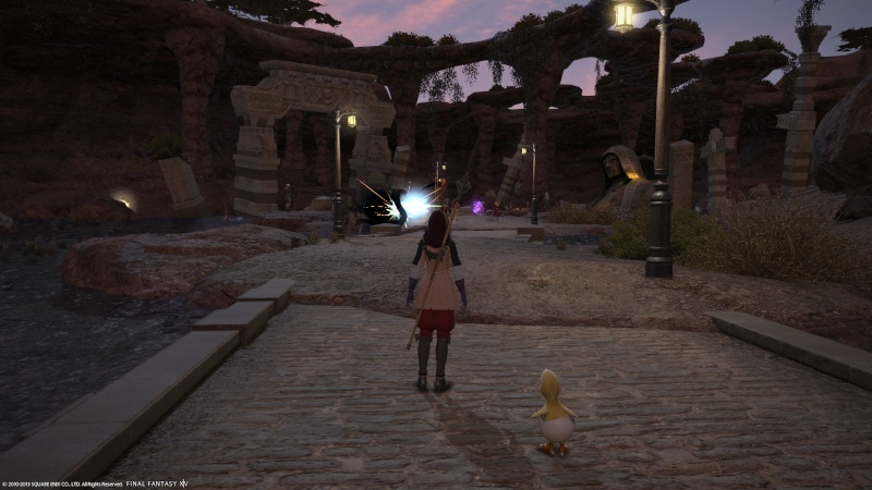 A Realm Reborn: FF XIV - Beta Phase 3 Screencaps Ffxiv_44