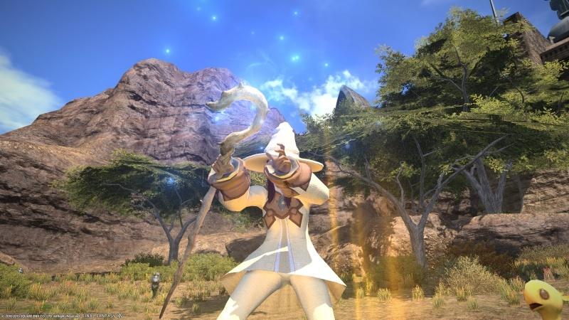 A Realm Reborn: FF XIV - Beta Phase 3 Screencaps Ffxiv_50