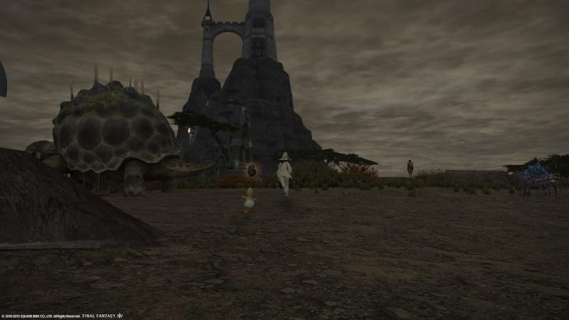 A Realm Reborn: FF XIV - Beta Phase 3 Screencaps Ffxiv_51