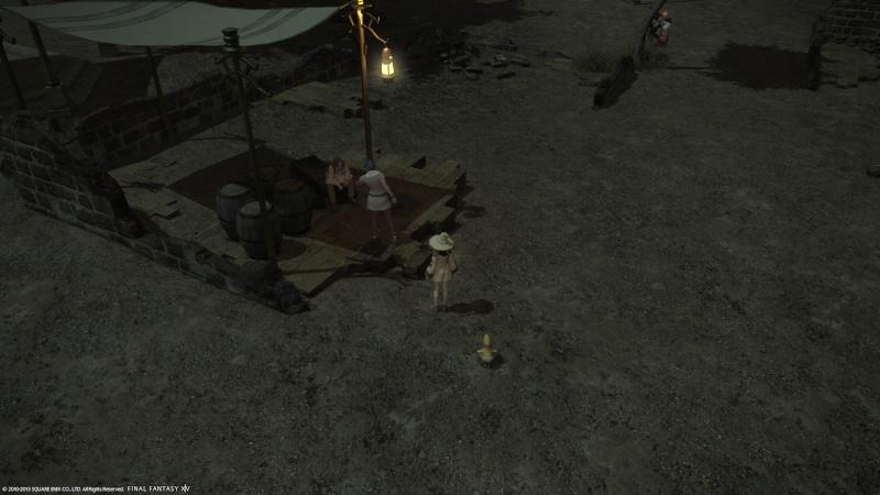 A Realm Reborn: FF XIV - Beta Phase 3 Screencaps Ffxiv_52