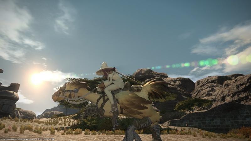 A Realm Reborn: FF XIV - Beta Phase 3 Screencaps Ffxiv_53