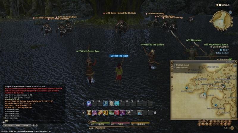 A Realm Reborn: FF XIV - Beta Phase 3 Screencaps Ffxiv_67