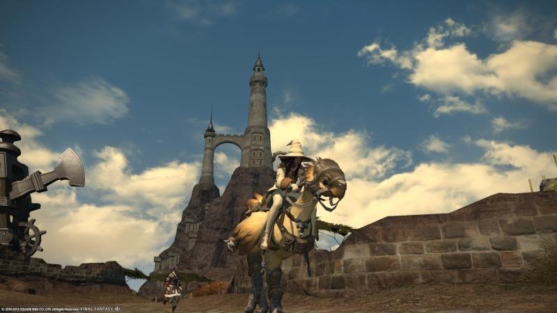 A Realm Reborn: FF XIV - Beta Phase 3 Screencaps Ffxiv_69