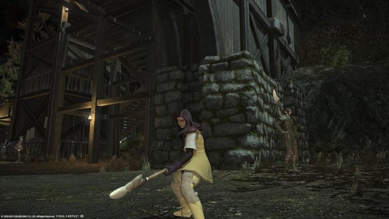 A Realm Reborn: FF XIV - Beta Phase 3 Screencaps Ffxiv_71