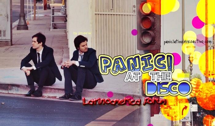 Panic! at the Disco Latinoamerican Fan Group  ~