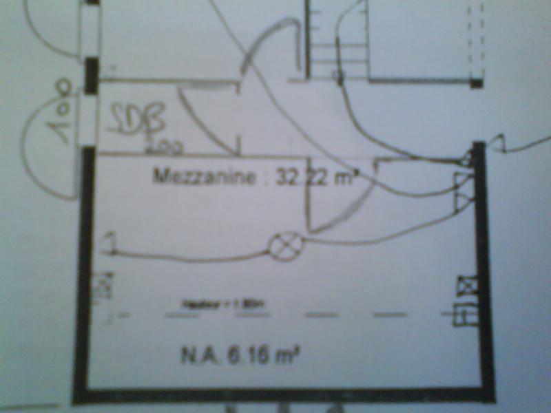 {MELBA974 Salle de Bains étage} Help (oui encore oups) sur calcule des dimensions p4 Dsc01611