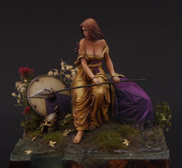 Greek Godess 70mm 70-00210