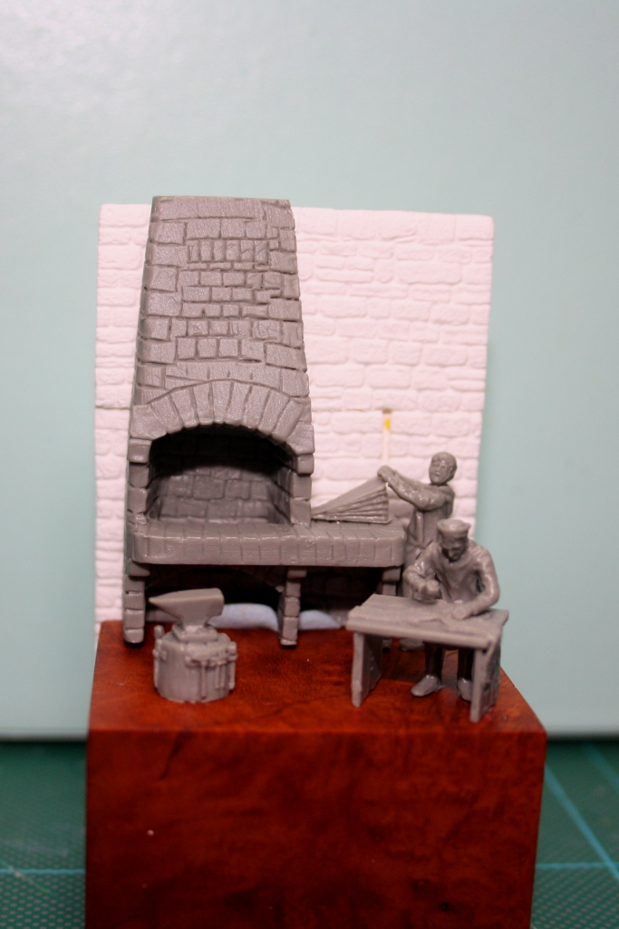 The armourer's shop 1:72 scale Mail_m10
