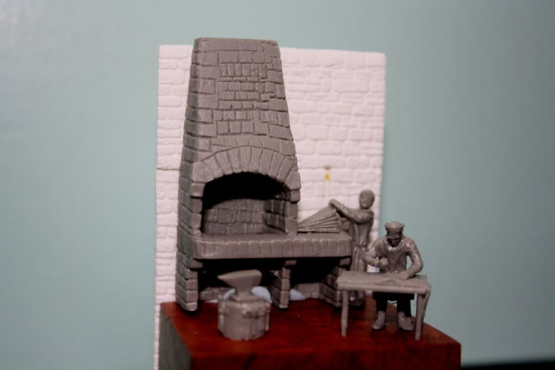 The armourer's shop 1:72 scale Mail_m11
