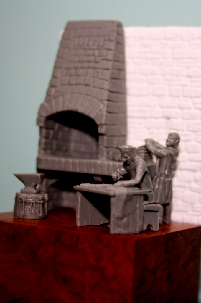 The armourer's shop 1:72 scale Mail_m12