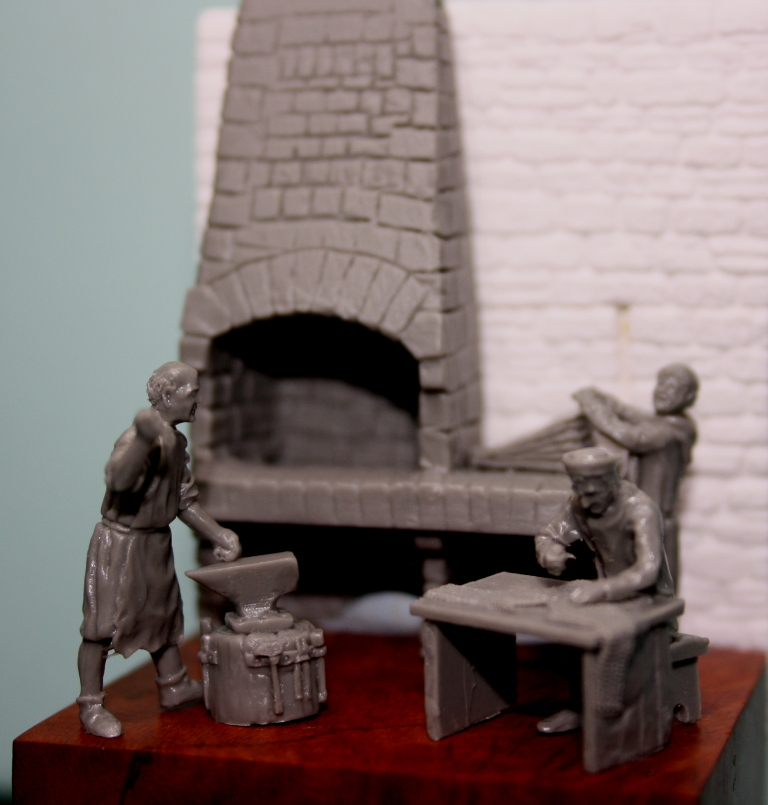 The armourer's shop 1:72 scale Mail_m13
