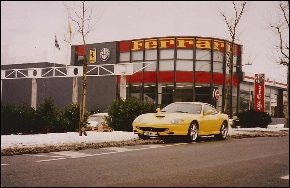 [Actualité] Groupe FCA-Fiat SpA [Ferrari/Maserati] Ferrar16