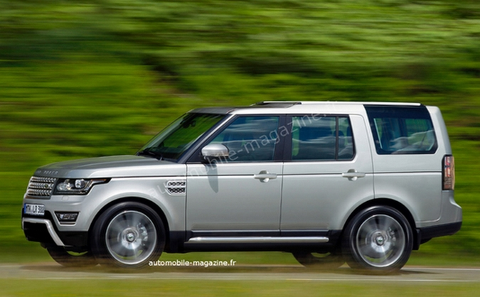 2013 - [Land Rover] Discovery IV (2ème restylage) Land_r24
