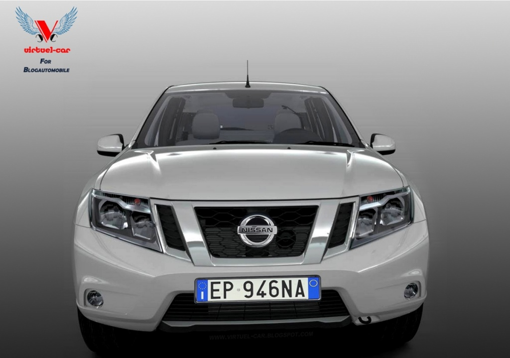 2013 - [Nissan] Terrano III Nissan11
